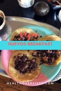 Vegan Mexican Breakfast