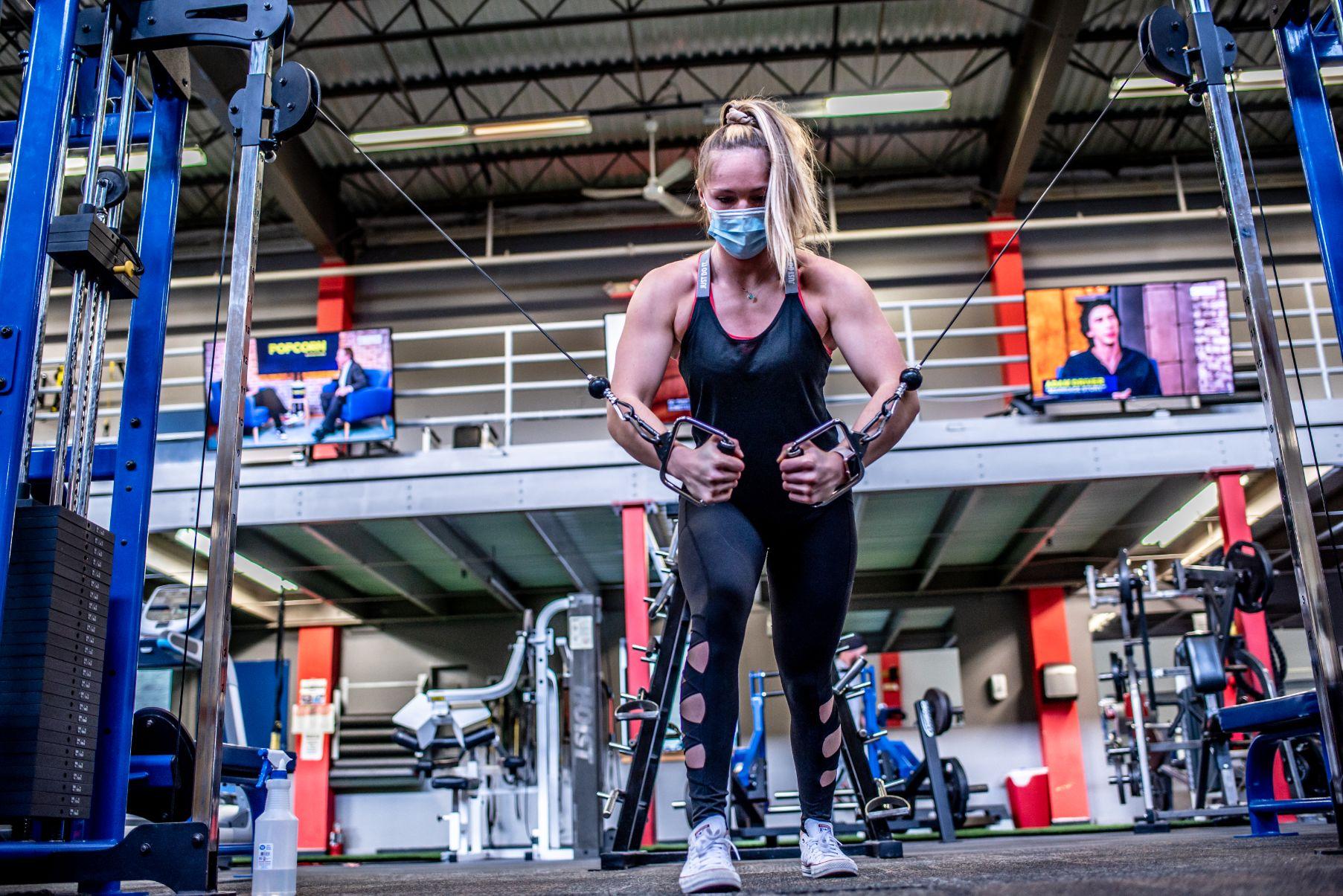 Healthplex Fitness Clifton Park NY Train on You Own