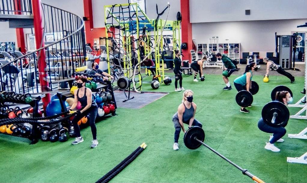 Healthplex Fitness Clifton Park NY Group Fitness