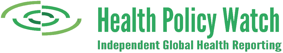 Health Policy Watch