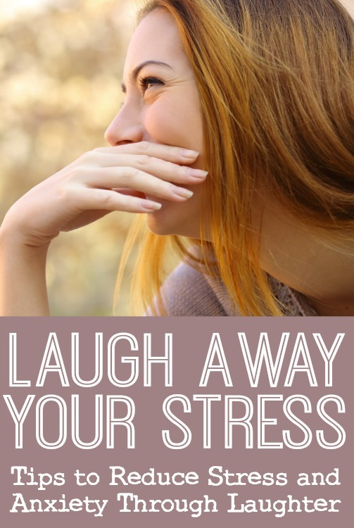 How Does Laughter Reduce Stress