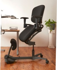 Stand Up Chair | Ergonomic Sit Stand Chair | HealthPostures