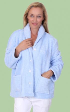 Ladies Bed Jacket : ladies, jacket, Health, Pride, Fleece, Jacket