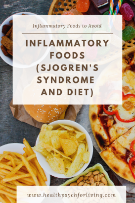 Causes of inflammation. Diet and inflammation.
