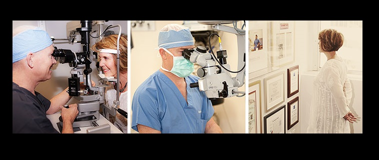 How is cataract diagnosed and treated?