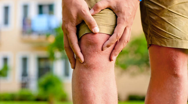 Why do I suffer from joint pain?