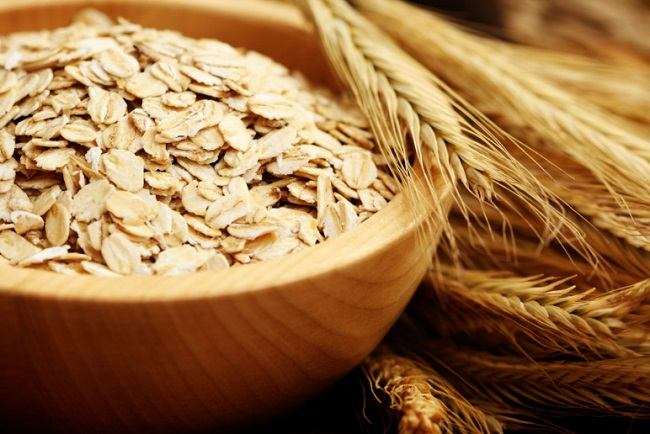 Grains-Oats