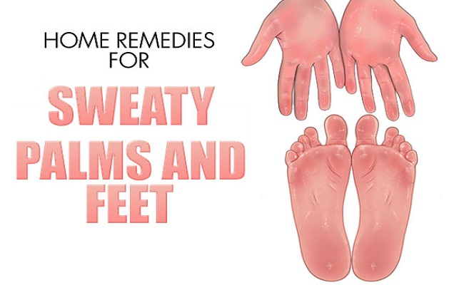 Hyperhidrosis and 12 Natural Remedies for Sweaty Hands and Feet