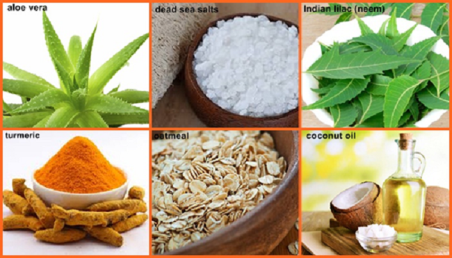 treatments for psoriasis and skin infection