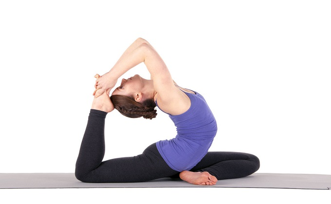Do Yoga and Exercise