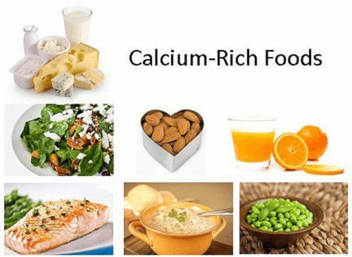 Eat calcium rich foods image