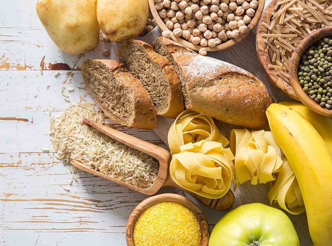 Reduce refined carbohydrates images