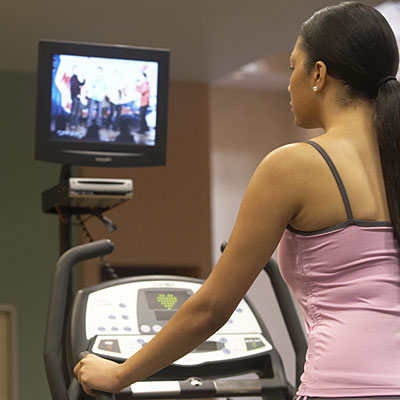 your body into physical activity