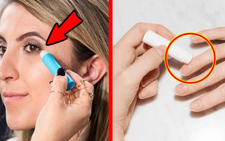 8 Amazing Lip Balm Tricks You Need To Try Right Now ...