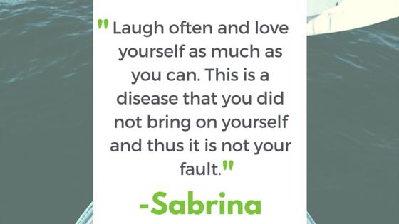 Sabrina, Hidradenitis Suppurativa