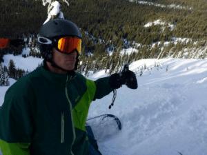 Snowboarding with Crohn's