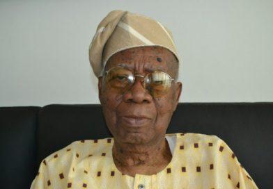 Academy Honours Oldest Pharmacist, Oludolapo Akinkugbe,