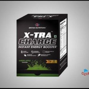 British Nutrition Xtra Charge On ClickOnCare