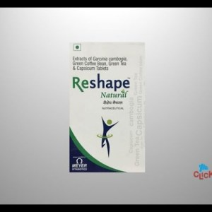 Reshape Natural Tablets To Lose Weight On ClickOnCare