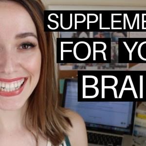 Vitamins for Brain Health | ADHD Brain