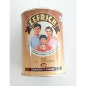 Zefrich Protein Supplement for Children's Growth