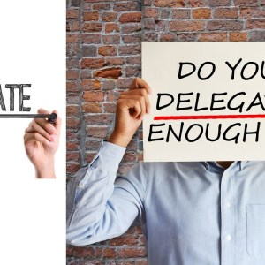 Learning To Delegate - Natural Supplements and Products