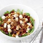 salade-rode-biet-linzen-walnoten-feta