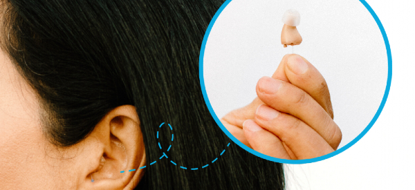 "New ""Invisible"" Hearing Aids Hide in Your Ear"