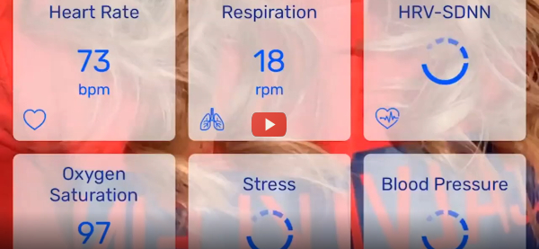 Measure Non-Contact Vital Signs with a Smartphone [video]