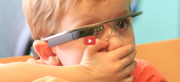 Glass App Gamifies Interaction for Autism Spectrum [video]