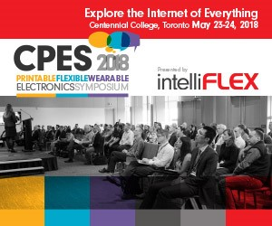 Printed Electronics Conference in Toronto