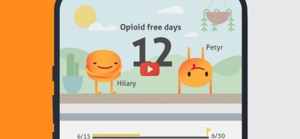 Smartphone App Helps Avoid Opioid Relapse