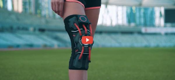 This Exoskeleton Knee-Brace Made Us Break The Rules [video]