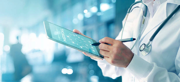 Virtual Patient Care Service Turns To Smart Sensor Stickers