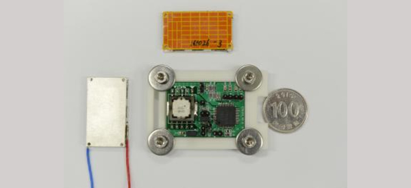 Harness Body Heat to Power Biosensors
