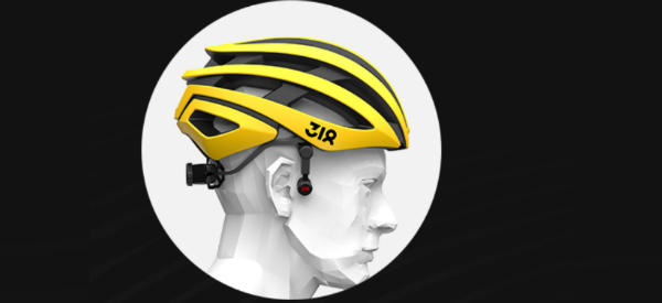 Smart Cycling Helmet Calls for Help