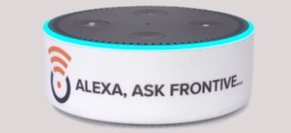 Alexa Helps Patients Manage Personal Health