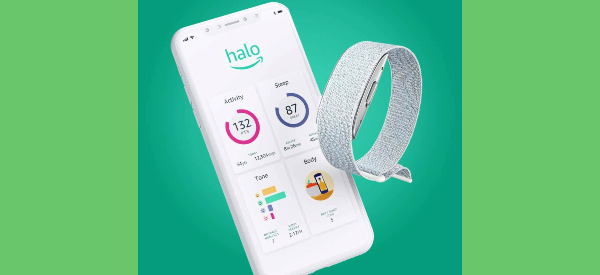 Amazon Steps Into Wellness Wearables with New Halo