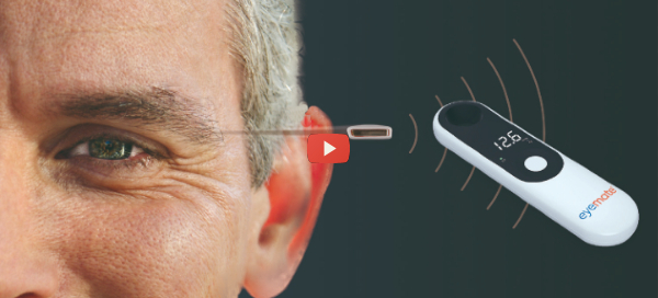 Ocular Pressure Sensor Heads Off Blindness [video]