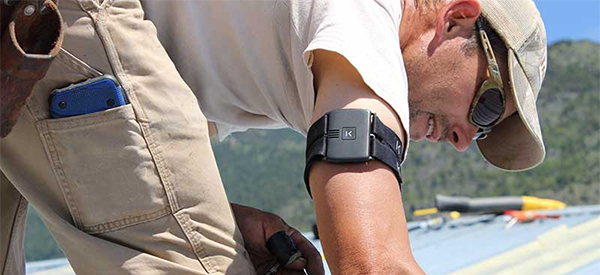 New Smart Patch Monitors Body Temperature for Industrial Worker Safety