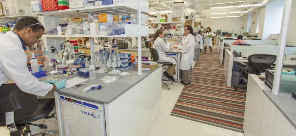 Boston Biotech Lab to Award Startup Space