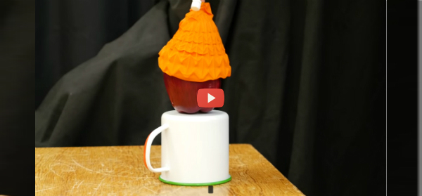 Origami Magic Ball Gripper Packs Bags [video]