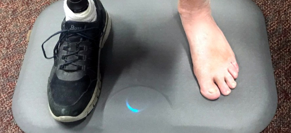 In-Home Monitoring Detects Diabetic Foot Ulcers