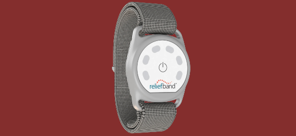 Nausea Prevention Wearable Now Can Get Wet