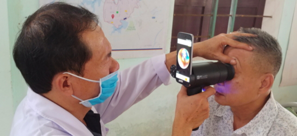 New Program Uses Old Phones to Prevent Vision Loss