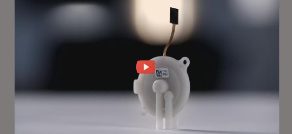 Tiny Pump Makes Blood Pressure Easier [video]