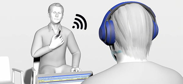 Digital Stethoscope Reduces Risk of COVID-19 Transmission [VIDEO]