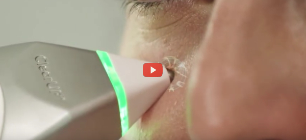 Neurostim Handheld Relieves Allergy Sinus Pain [video]