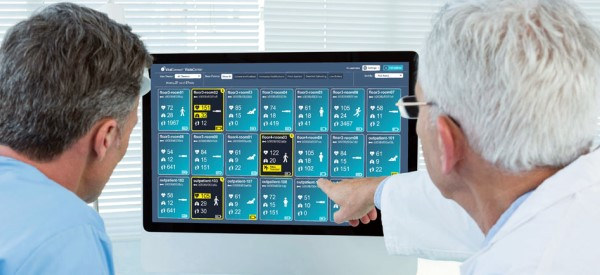 Tablet Enables In-Home Monitoring
