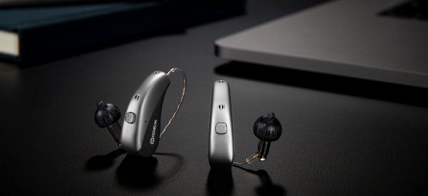 Widex Moment Hearing Aids Disappear… and That's a Good Thing